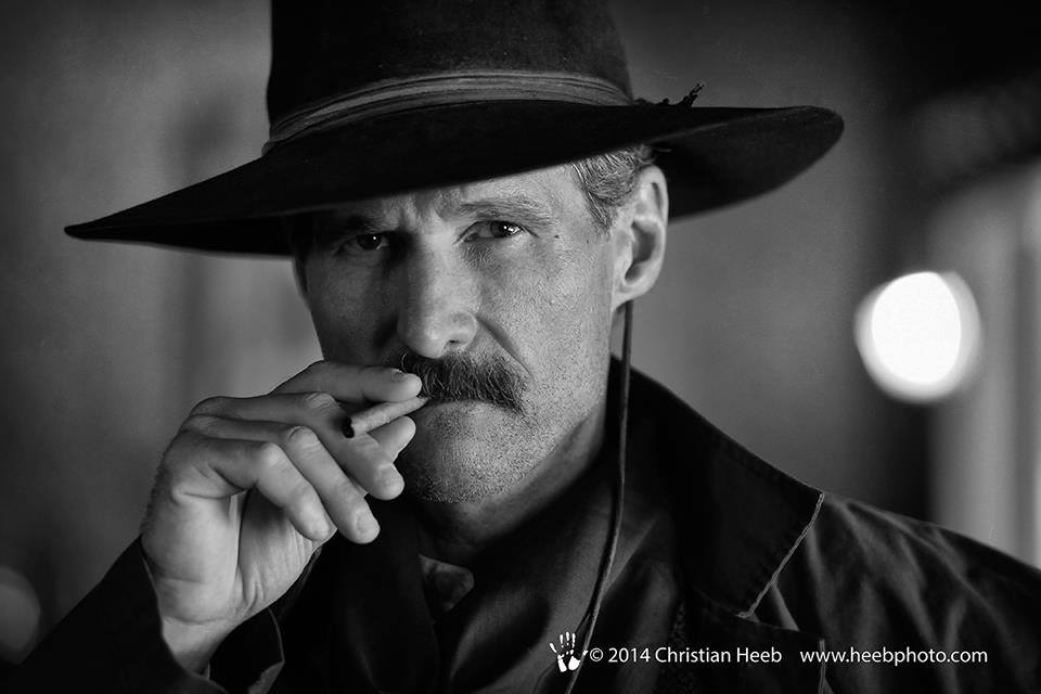 Actor craig hensley ravenna old west for Christian heeb
