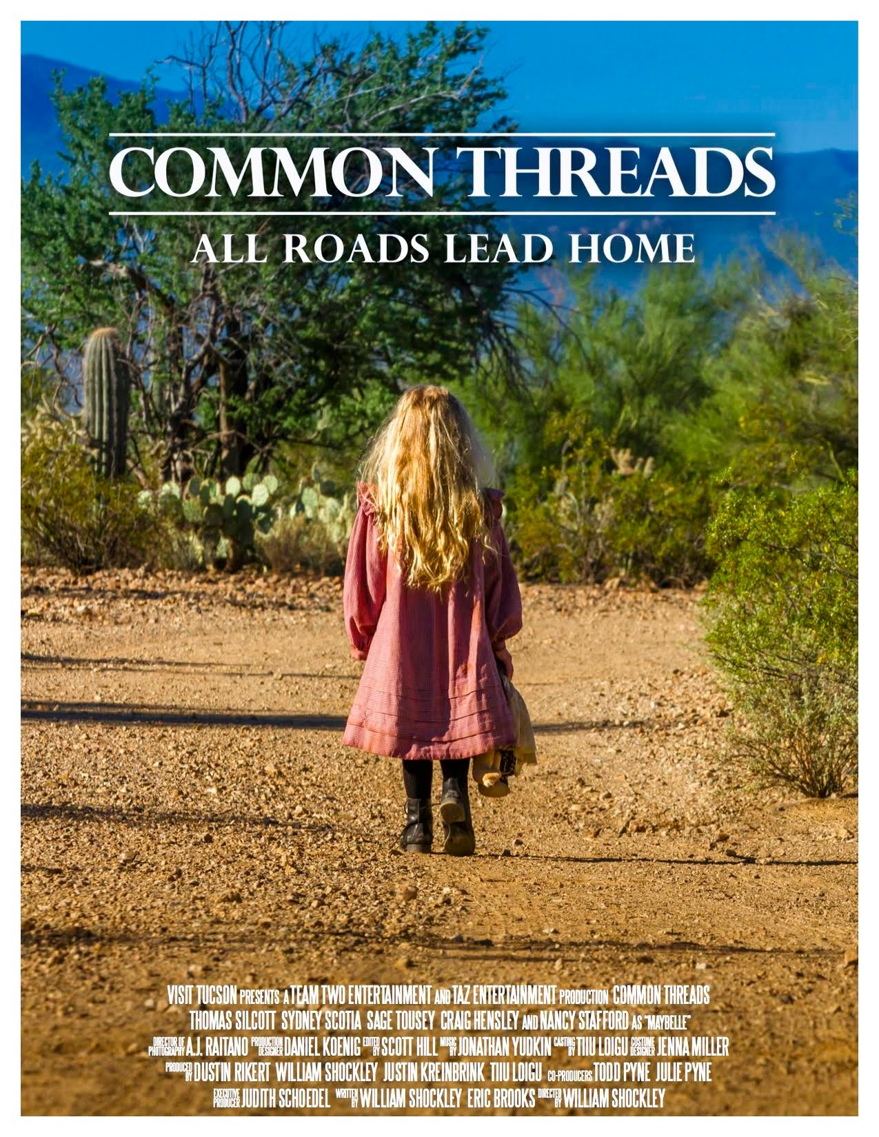 Common Threads by Team Two Entertainment. Directed by William Shockley.