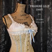 Palomino Lilly Corset_Front