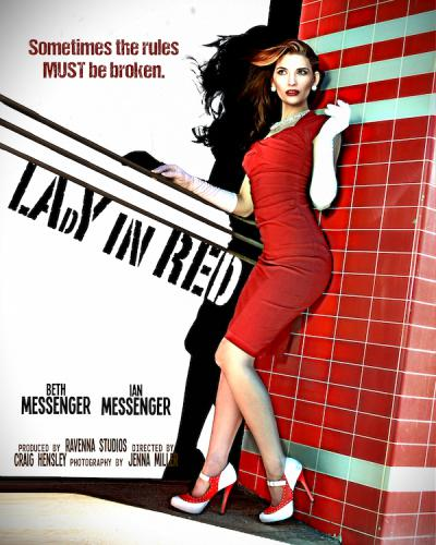 Lady in Red Movie Poster
