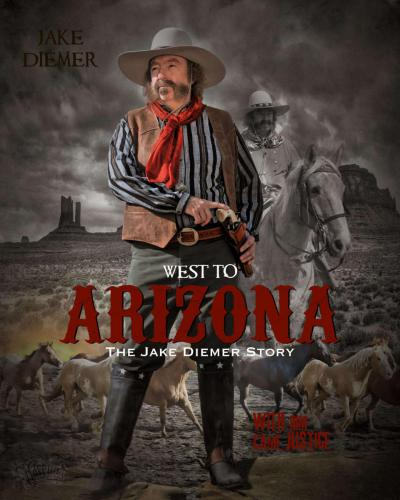 Arizona Poster - Jake Diemer